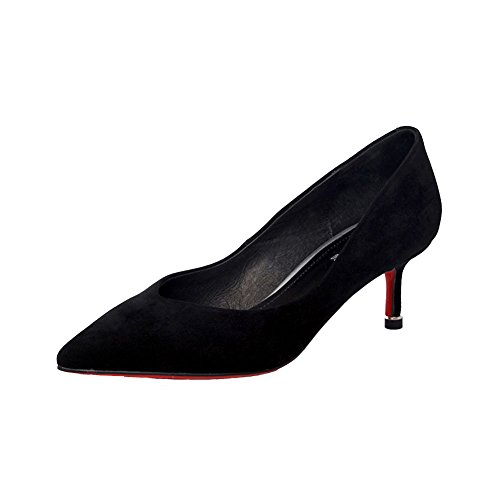 ladies-court-shoes-ponited-toe-women-sandals-classic-jall-mid-high-heel-pumps-court-shoes-3-uk-black