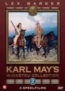 KARL MAY - Winnetou sammler box 2: Unter Geiern / Der Ölprinz / Old Surehand / Winnetou und das halbblut Apanatschi hier kaufen