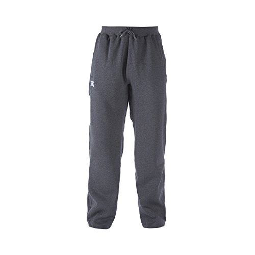 Canterbury Herren Combination Sports Jogginghose, Charcoal Marl, 2XL