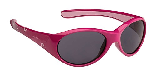 Alpina Mädchen Sonnenbrille Line FLEXXY, pink-rose, A8494455