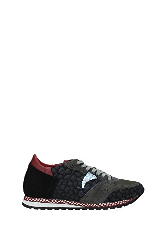 SRLURN04 Philippe Model Sneakers Homme Chamois Multicouleur Multicouleur