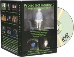Halloween DVD Projected Reality, Vol ()