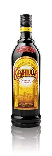 Kahlúa Coffee-Likör - Aromatischer Kaffee Likör mit Noten von Karamell & Vanille - Ideal pur, in Kaffeeheißgetränken oder Cocktails wie White Russian - 1 x 0,7 L