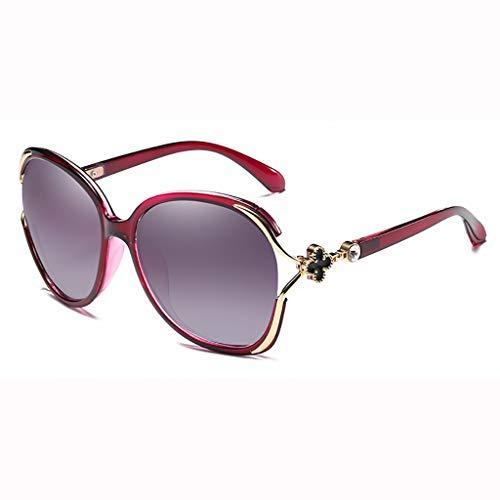 Frauen Sportbrillen UV-Schutz Sonnenbrillen Persönlichkeit Modebrillen sanddichter Outdoorbrillen G-82 (C)