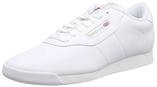 Scarpa da ginnastica di Reebok Princess Bianco (INT-WHITE)
