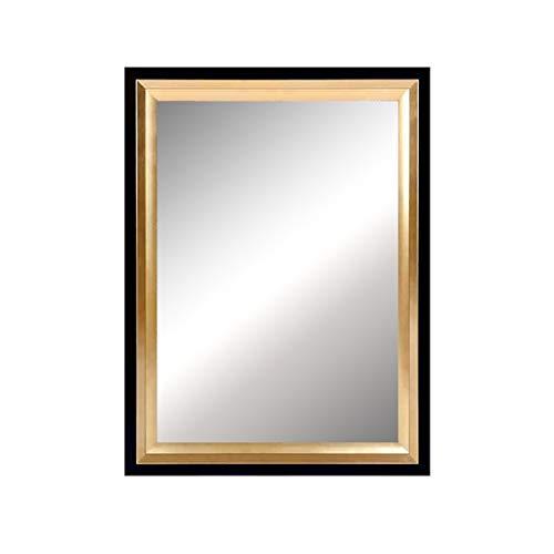 Espejo Pared, baño, Rectangular Vintage, Espejo Marco