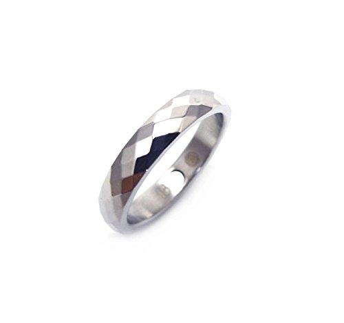 Lichtspiel Facettenschliff Energetix 4you 266 Premium Fashion Magnetring Diamond Cut Partnerring Ehering Verlobungsring - 20