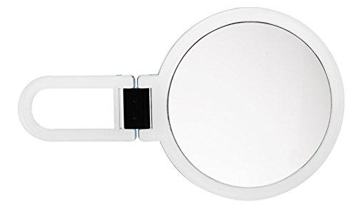 Danielle Creations Vanity - Specchio a mano pieghevole, 14 cm