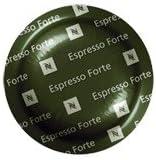 Pro Cápsulas Nespresso Pads–50x Espresso forte–Original–para Nespresso Pro sistemas
