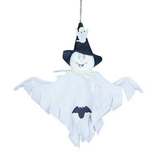 Oyedens Halloween Maskerade Requisiten 1 Paar Spitze Fee Elf Cosplay Halloween Kostüm OhrstöPsel Halloween - Weiße Kostüm Perücke Zum Verkauf