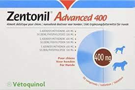 VETOQUINOL Zentonil Advanced 400 30 compresse