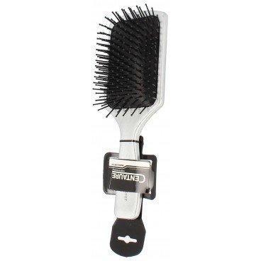 Mezzo - Brosse à cheveux pneumatique jumbo perlée pvc