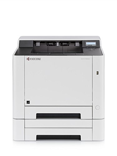 Kyocera Ecosys P5026cdw Farblaserdrucker, 26 Seiten pro Minute, mit Mobile-Print-Unterstützung für Smartphone und Tablet