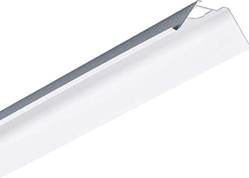 Trilux Lichtleiste Ridos 55ZR Strahler/118Blech Stahl weiß