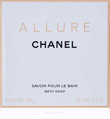 Chanel Allure Femme/Woman, Seife, 1er Pack (1 x 150 g) (Seife Luxus)