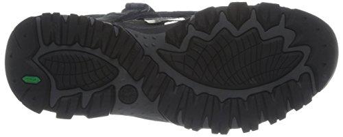 Timberland Wakeby, Sandales de marche homme Noir (Black)