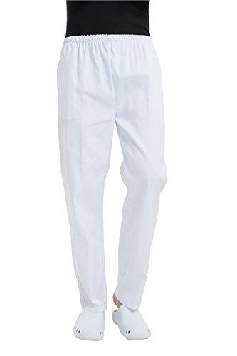 BSTT Uomo Uniformi Sanitarie - Pantaloni Medical - Pantaloni da Infermiere Nuovo miglioramento Spessa S
