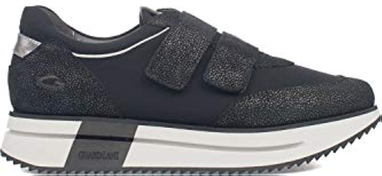 Alberto Guardiani scarpe da ginnastica Donna SD61443ESD00 Camoscio Camoscio Camoscio Nero | Uscita  | Sig/Sig Ra Scarpa  02c2f1