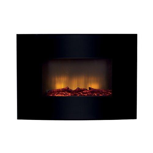 31Lj5A5kbWL. SS500  - Beldray Parma Curved Black Log Effect Wall Fire 1000/2000watts 2nd