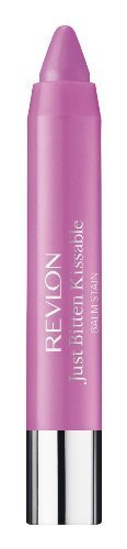 Revlon Just Bitten Kissable Lip Balm Stain #010 Darling Cherie by Unknown