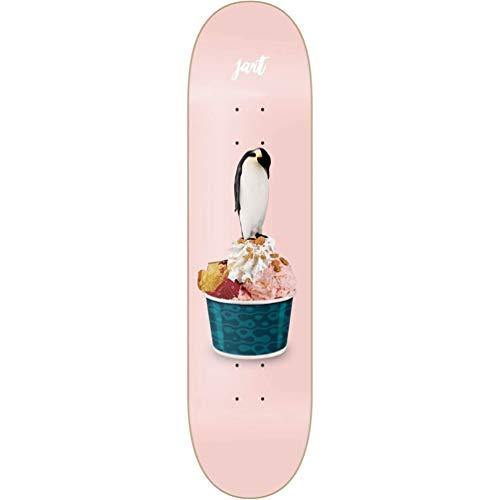 "Jart Warning 8.0\"" LC Skateboard Deck"