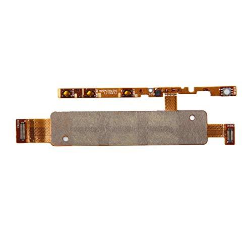 SHIZHENGNING Neues Flexkabel Power Button Flexkabel for Sony Xperia M4 Aqua,Auf Lager -