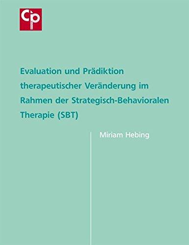 evaluation-und-pradiktion-therapeutischer-veranderung-im-rahmen-der-strategisch-behavioralen-therapi