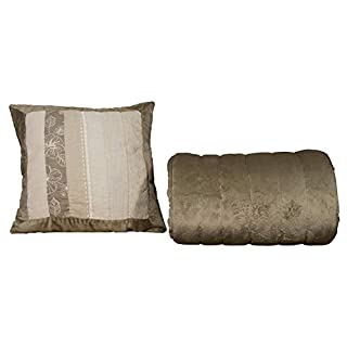 Lichen Stripes Quilt Set