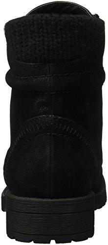 Another Pair of Shoes Damen AnnaE1 Kurzschaft Stiefel Schwarz (Black01)