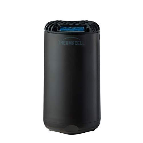 Thermacell - Difusor Anti Mosquito para exterior. 20 m2 de protección sin DEET, Incluye difusor + Recarga + 3 recambios, color Negro