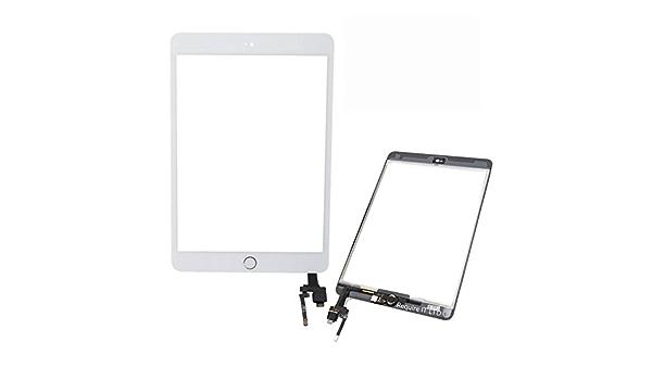 Ersatz Für Ipad Mini 3 Touch Screen Digitizer Front Glas Objektiv Weiß A