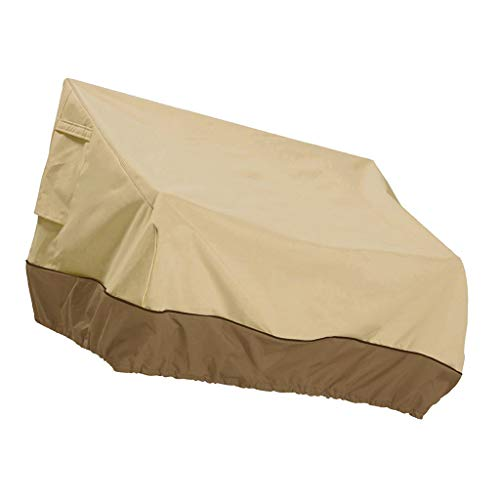Fenteer Schutzhülle Abdeckung für Gartenmöbel Sofa, Lounge Couch Abdeckung - S
