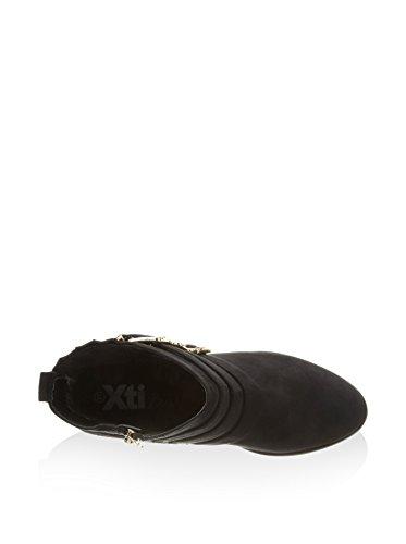 XTI, Stivali donna nero Nero