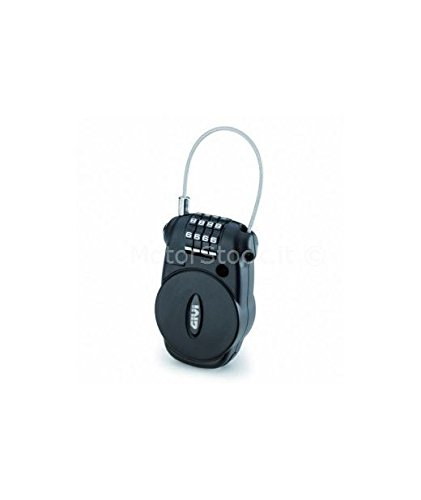 GIVI Givi-Padlock With Retractable Wire And Combination Lock S220