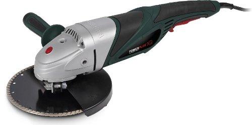 Winkelschleifer Trennschleifer Trenjäger 2450 Watt 230mm Schleifscheibe POW XQ5107 -Profi Gerät mit Magnesium Gehäuse