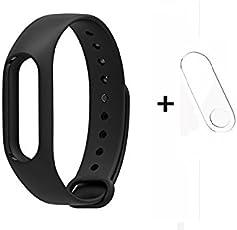 CHRONEX Replacement Wristband Strap - Large (Black)