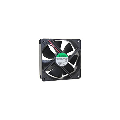 EEC0382B1-A99 Fan DC axial 24VDC 120x120x38mm 234.4m3/h 48dBA ball SUNON (Bearing Fan Motor Ball)