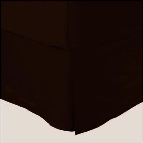Fadendichte 300ägyptische Baumwolle King (US Queen) Bett Rock Schokolade durch marrikas (Queen-schokolade Bett)