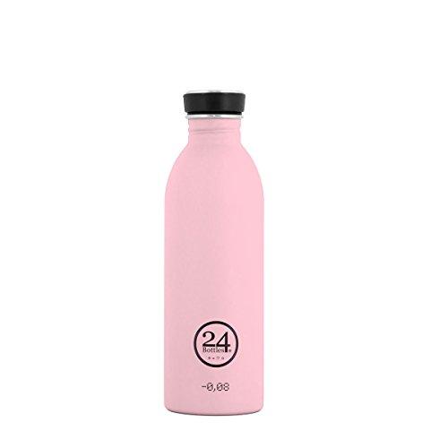 Produktbild 24Bottles Edelstahl Trinkflaschen rosa 500ml