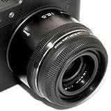 Maxsima - Pare-soleil LH-N104 pour Nikon 1 Nikkor 18.5mm f/1.8