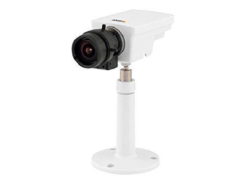 AXIS M1114 Network Camera - Netzwerkkamera - Farbe - 1280 x 800 - CS-Halterung - Automatische Irisblende AXIS M1114 + HDTV camera with varifocal 2.8-8 mm DC-iris lens. Multiple, individually configurable H.264 and Motion JPEG streams, max HDTV 720p or 1MP 6 Mm Hdtv