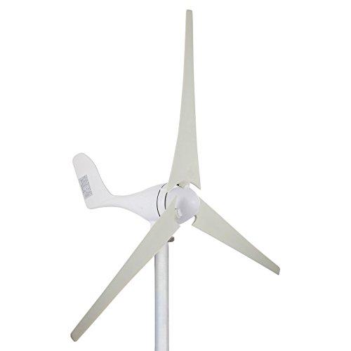 Descripción de producto:    Kit de generador de turbina eólica 200 W 12 V MPPT regulador de carga horizontal 3 cuchillas    Caracteristicas:    1. Presenta la menor velocidad de arranque del viento, el área de barlovento es mucho más grande, lo qu...