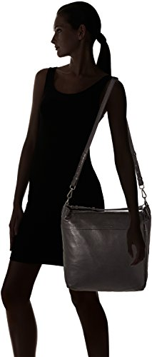 Marc OPolo - Fifty, Borse a spalla Donna Nero (Black)
