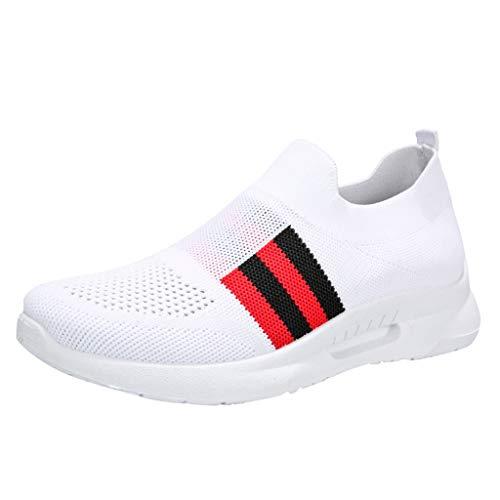URIBAKY Mesh Leichte Schuhe Damen Running,Trainingsschuhe-Fitness Air Turnschuhe,Sneakers Walking-Joggingschuhe-Laufen Frühling Sommer Sportschuhe
