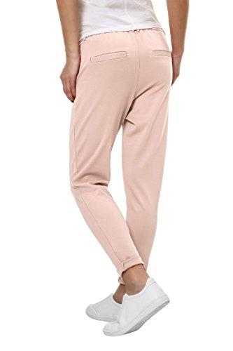 ONLY Damen Hose Onlpoptrash Easy Colour Pant Pnt Noos, Rosa Abbildung 3