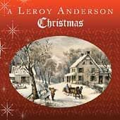 A Leroy Anderson Christmas [Import anglais]
