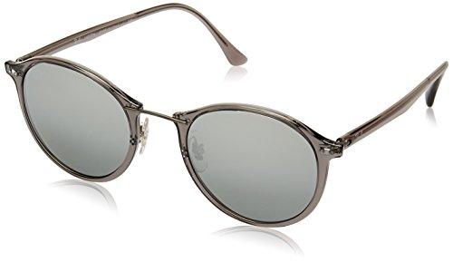 Rayban 0RB4242 620088 49, Montures de lunettes Mixte Adulte, Gris Grey Mirror Silver Gradient