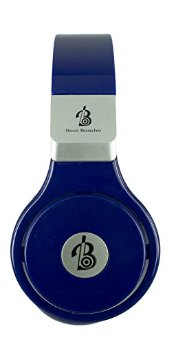 Kopfhörer Base Booster Stereo Headset bb-2001blau (Bb-audio-kopfhörer)