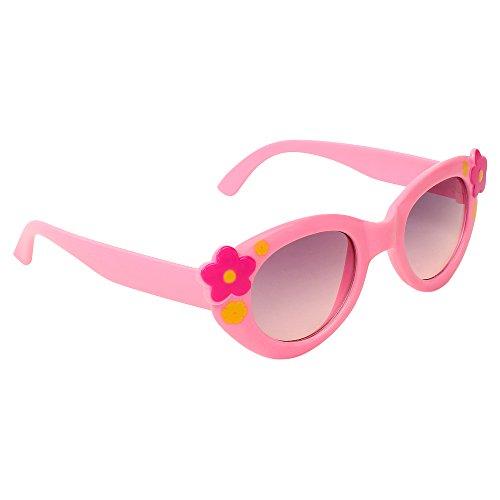 Amour Flower Design Cat Eye Sunglasses for kids ( Age 4-7)
