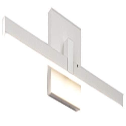 Nordic geführte Spiegel-Scheinwerfer Moderne Badezimmer-Eitelkeit Badezimmer Spiegelschrank Make-up-Lampen Super Long -